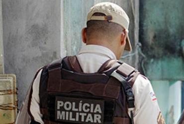 PM é salvo por colete ao ser baleado durante troca de tiros em Salvador