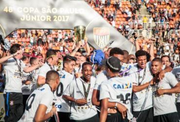Com número recorde de clubes, FPF divulga os grupos da Copa São Paulo de 2018