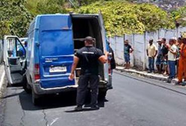 Pintor é executado a tiros a caminho do trabalho no IAPI