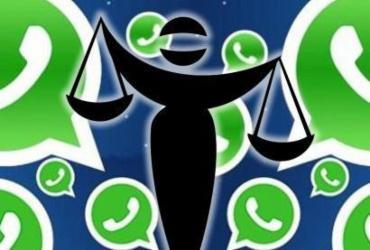A utilização do WhatsApp para intimações judiciais | Foto: Reprodução