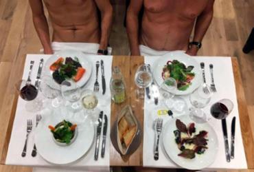 França ganha primeiro restaurante voltado para nudistas |