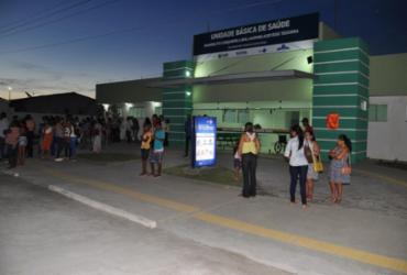 Prefeitura de Castro Alves entrega nova Unidade Básica de Saúde