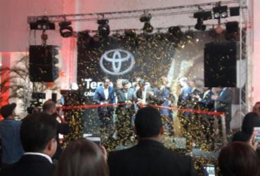 Toyota abre nova revenda Terra Forte em Salvador