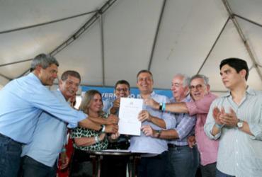 Município de Iuiu recebe pacote de ações em diversas áreas