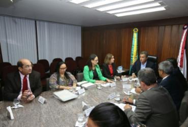 Governo do Estado convida MP para elaboração plano de ações para Correntina
