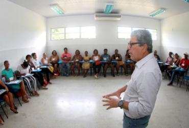 Curso de capacitação em piscicultura é ministrado em Conceição da Feira
