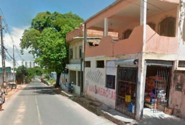 Depósito de bebidas pega fogo em São Marcos; bombeiros estão no local