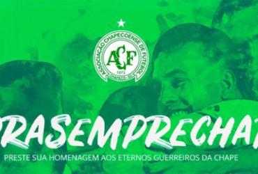 Chapecoense lança site e abrirá arena para homenagens no aniversário da tragédia