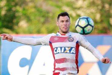 Tiago celebra clima 'leve' na reta final do Brasileiro