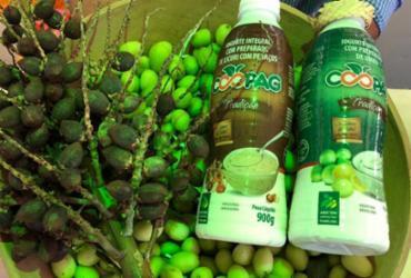 Cooperativa de Várzea Nova lança iogurte de licuri na FENAGRO