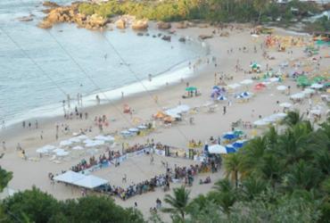 Morro de São Paulo é palco da 11ᵃ edição do Campeonato Baiano de Futevôlei