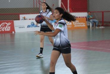Atletas de Teixeira de Freitas Bahia conquistam medalhas de bronze nos Jogos Escolares