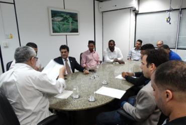 Prefeitos de Brejões e Santanópolis apresentam suas reivindicações na SERIN