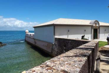 Obras na Fortaleza de Morro de São Paulo são concluídas