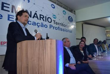 Seminário territorial em Ilhéus debate sobre expansão da Educação Profissional