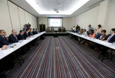 Novas oportunidades de negócios para a Bahia são discutidas em reunião da Câmara de Comércio França-Brasil