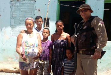 20º BPM de Paulo Afonso comemora 21 anos de existência com ação solidária