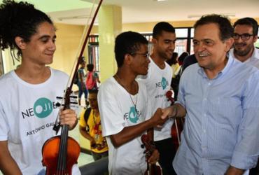 Projeto Escolas Culturais chega a Feira de Santana