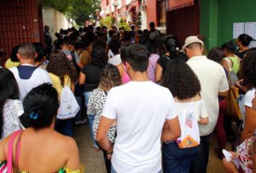 Mais de 330 mil estudantes participam do segundo dia de provas do Enem na Bahia