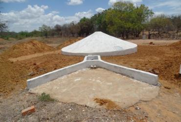 Cisternas e barreiros irão beneficiar Campo Alegre de Lourdes