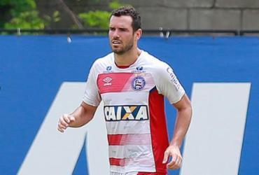 Lucas Fonseca desfalca o Bahia contra o Avaí
