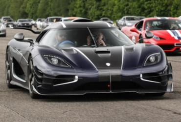 Novo recorde mundial de velocidade? Koenigsegg diz ter batido 444 km/h