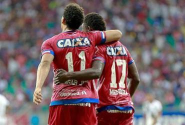 Edigar Junio e Mendoza lideram artilharia tricolor e sonho da Libertadores