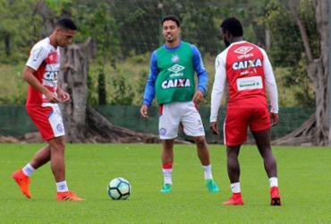 Em boa fase, Bahia enfrenta o Avaí para sonhar mais alto