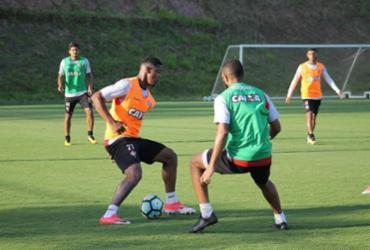 Com discurso otimista, Vitória busca 'atropelar' Palmeiras e sair do Z-4