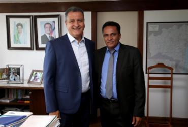 Prefeito de Correntina se reúne com secretários estaduais para discutir ações de revitallização do Rio Arrojado