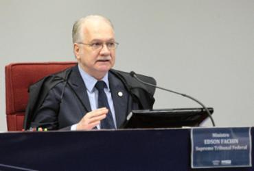 Fachin arquiva pedido de liberdade de Lula que STF julgaria nesta terça | Carlos Moura | SCO| STF | Divulgação | 05.06.2017