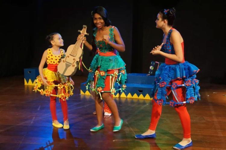 Projeto acontece entre sexta, 10, e domingo, 12 - Foto: Iris Pirajá | Divulgação