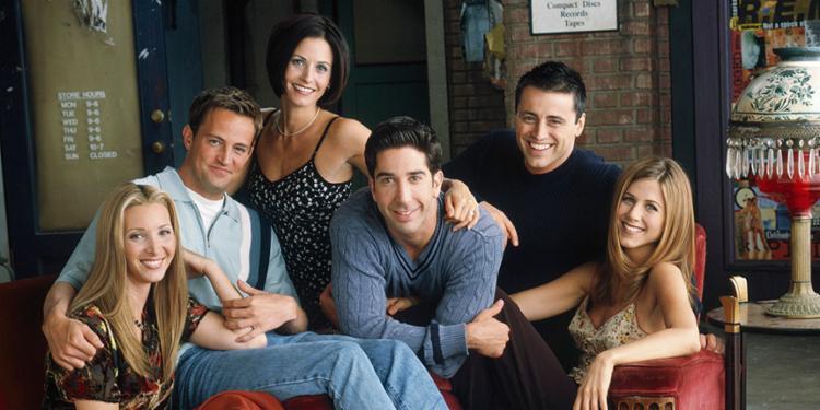 Série Friends ainda é uma referência em comédia - Foto: NBC l NBCU Photo Bank