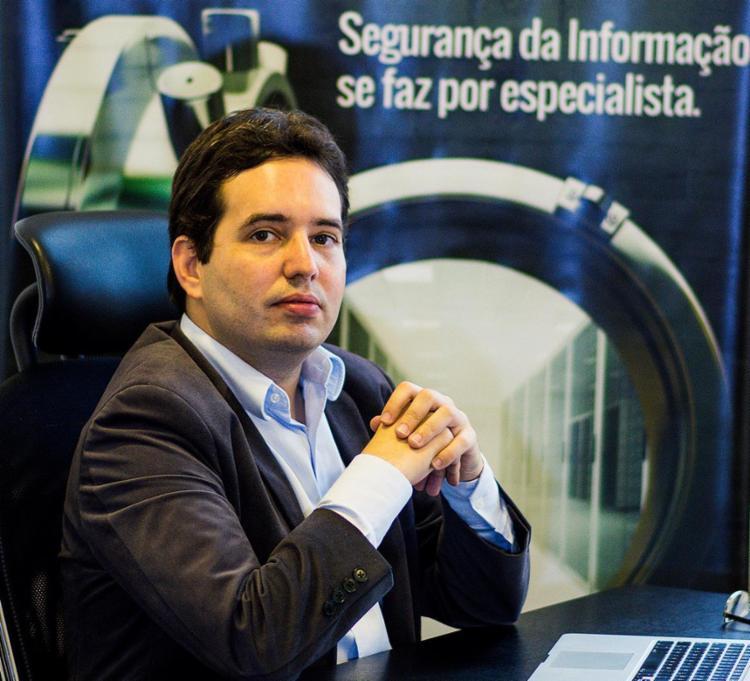 Farias: ataques ocorrem o tempo todo e atingem de pequenas a grandes empresas - Foto: Frederico Pimentel l Divulgação