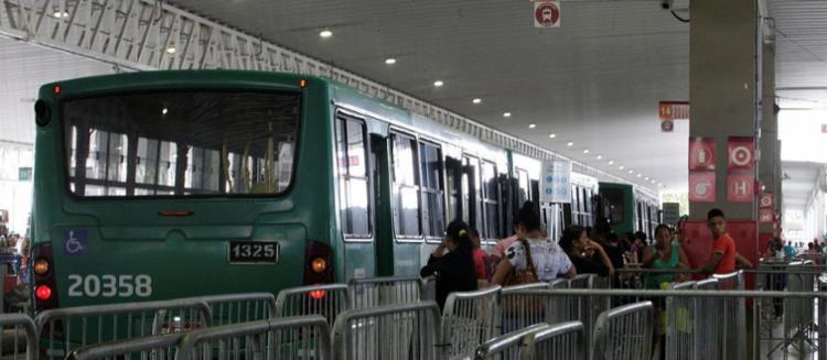 No total serão 93 linhas de ônibus e 560 veículos operando - Foto: Mila Cordeiro/ Ag. ATARDE