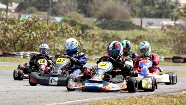 Pilotos estão treinando para a etapa de domingo, em Lauro de Freitas - Foto: Gabriela Simões | Divulgação