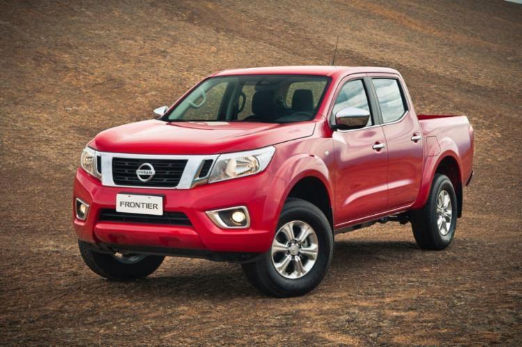 Versão SE da Nissan Frontier já consta no site da marca - Foto: Nissa | Divulgação