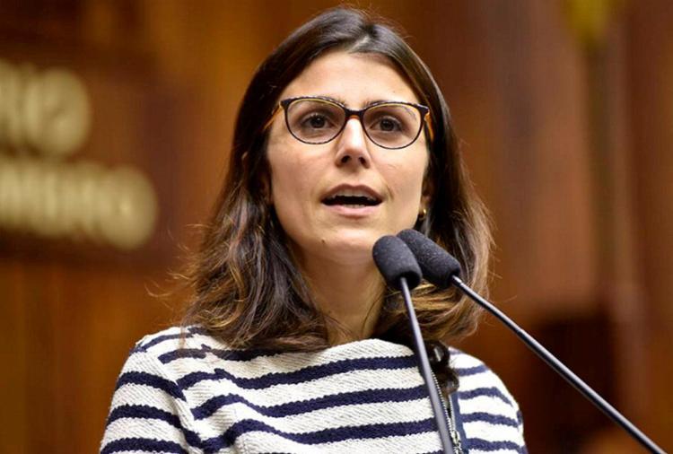 Manuela D'Ávila, pré-candidata do PCdoB à Presidência da República - Foto: Reprodução l Facebook
