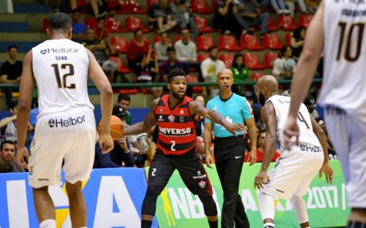 Equipe do Rubor-Negro perdeu pelo placar de 80 a 75 - Foto: Antonio Penedo l Mogi-Helbor
