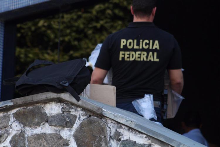 Policiais federais cumpriram nove mandados de busca e apreensão - Foto: Divulgação | Polícia Federal