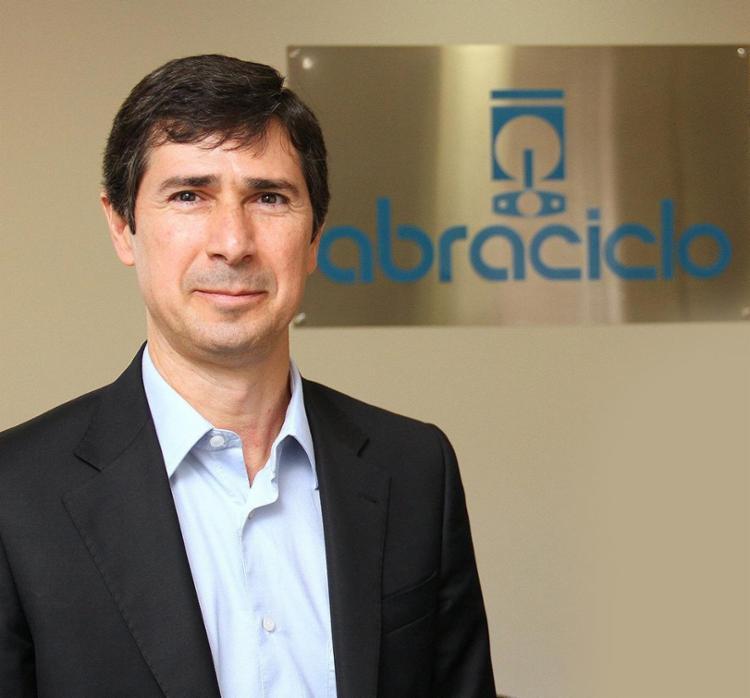 Marcos Fermanian, presidente da Abraciclo - Foto: Mário Bock l Abraciclo l 18.4.2012