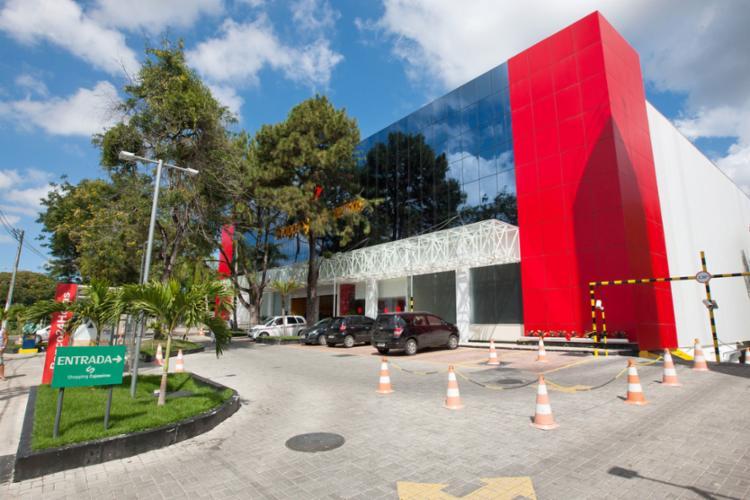 O crime aconteceu na madrugada desta terça, 14, dentro do Shopping Cajazeiras - Foto: Divulgação