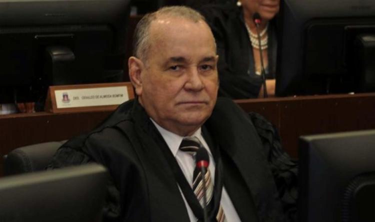 Gesivaldo Nascimento Britto será o presidente do TJ no biênio 2018-2020 - Foto: Divulgação