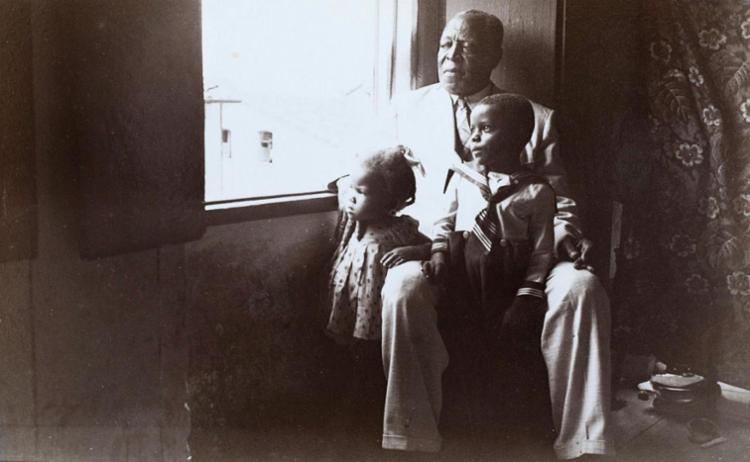 O babalaô Martiniano do Bonfim - Foto: Susana Raab  Anacostia Community Museum   Smithsonian Institution