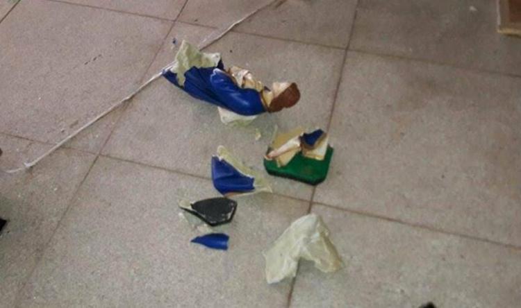 Ataque aconteceu durante oração na igreja - Foto: Divulgação | Água Preta News