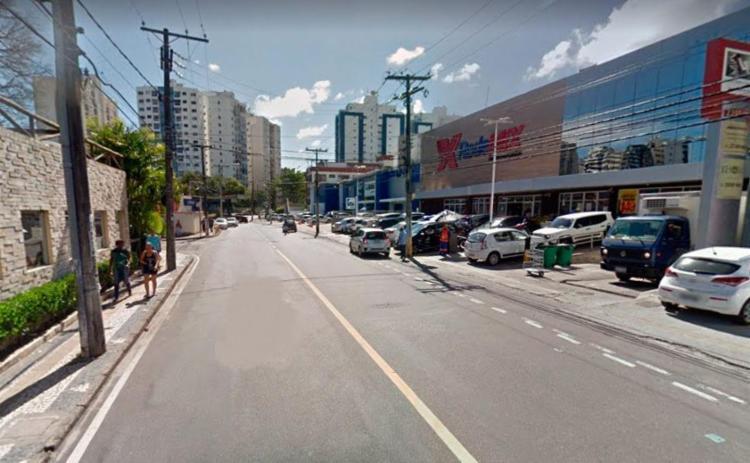 Acidente aconteceu na avenida Paulo VI - Foto: Reprodução | Google Maps