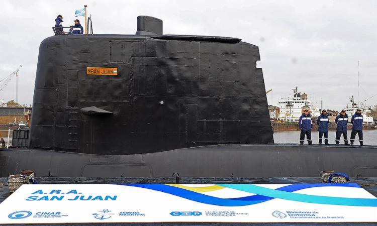 A embarcação está sem comunicação desde a última quarta-feira, 15 - Foto: Alejandro Mortiz l Telam l AFP