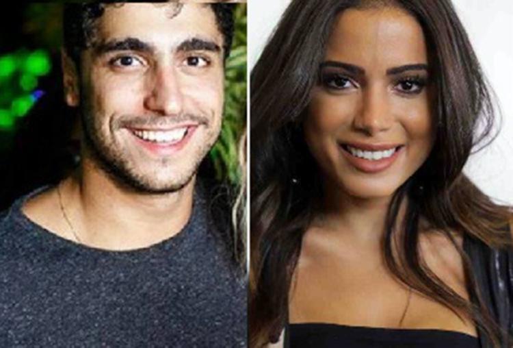 Anitta e Thiago começaram a namorar em julho deste ano - Foto: Reprodução