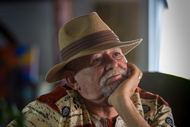 José Carlos Capinam, 75 anos, idealizador do projeto, ainda tem esperança - Foto: Fernando Vivas | Divulgação | 05.03.2017