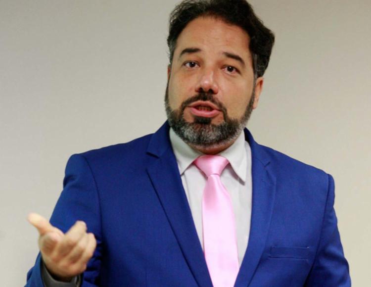Rodolfo Pamplona, juiz do trabalho e professor universitário - Foto: Luciano da Matta | Ag. A TARDE